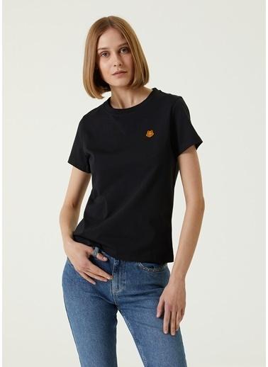 Kenzo Polo Yaka T-shirt Siyah